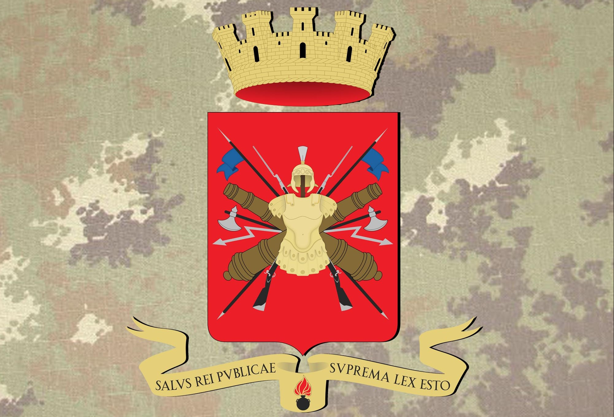 4th May - 155th Anniversary of the Italian Army