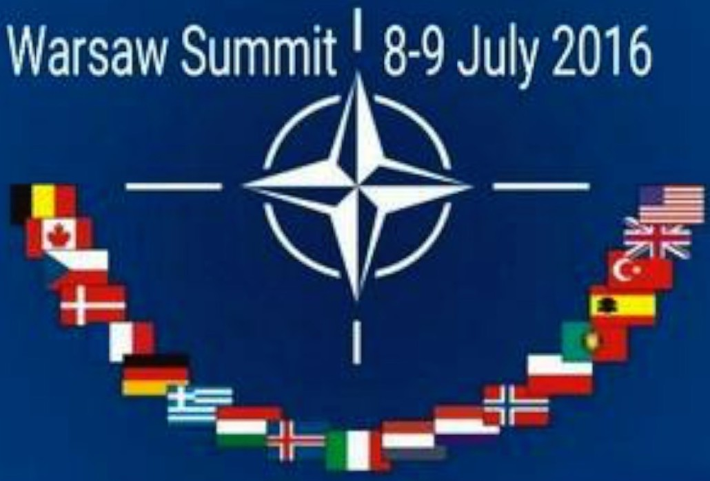 8-9 July - NATO Summit Warsaw 2016