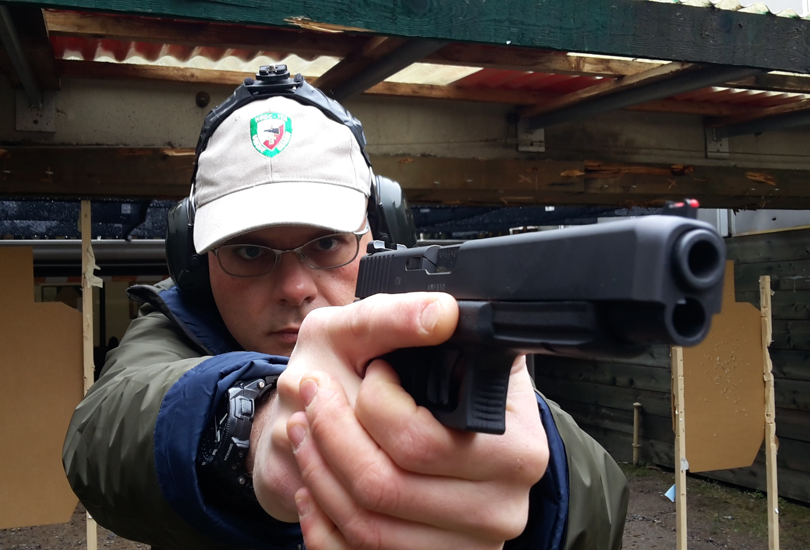 9th September - NRDC-ITA Shooting Club: 2 new members.