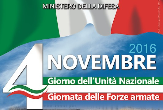 4th November - Italian Armed Forces' Day