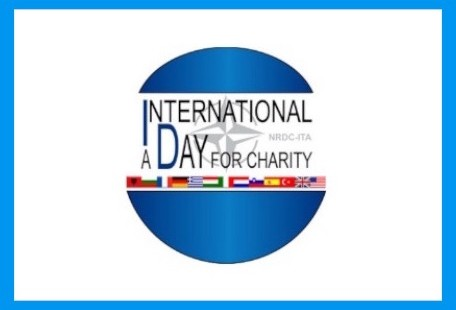 29 May International Day 2017, a Day for charity takes place at NRDC-ITA