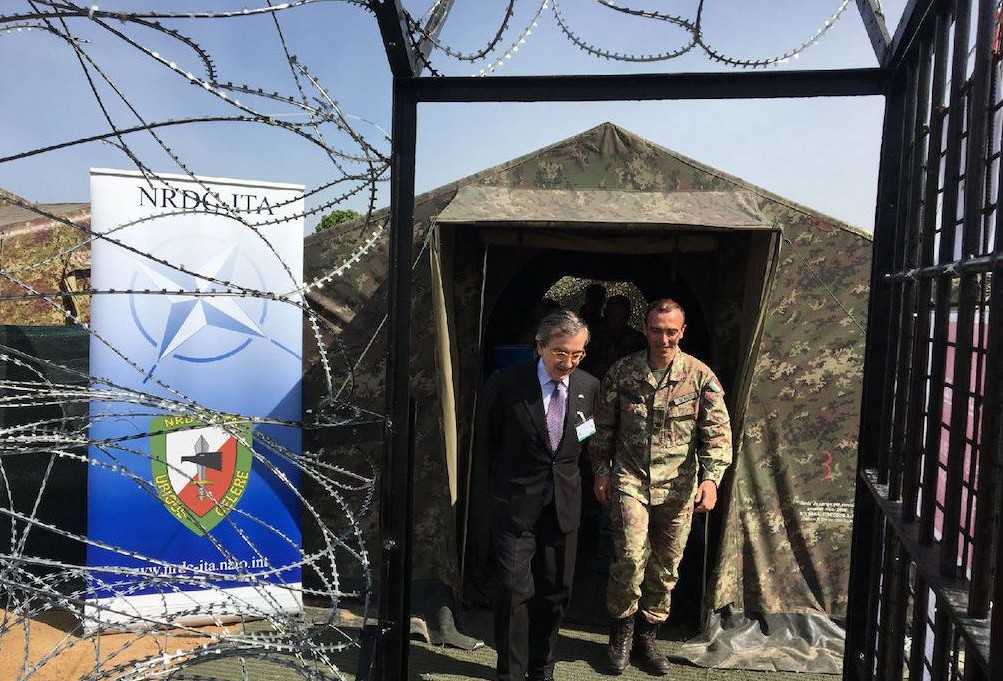 22nd May - NATO Steadfast Cobalt 2017