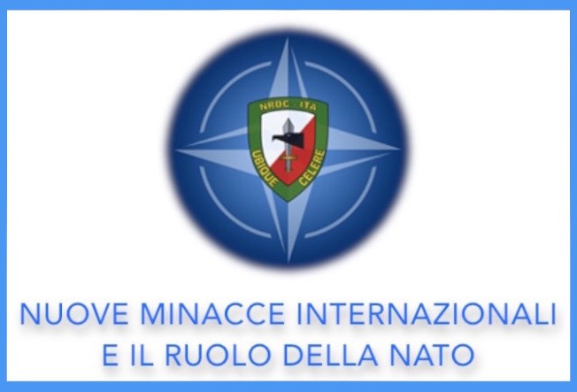 NRDC-ITA presents the evolution of NATO strategic concepts at Parma University.