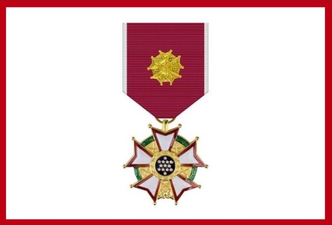 1st December - Legion of Merit awarded to NRDC-ITA DCOS Operations