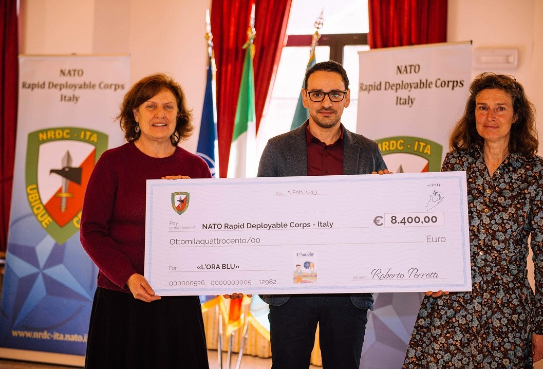 NRDC-ITA continues to support the children within the