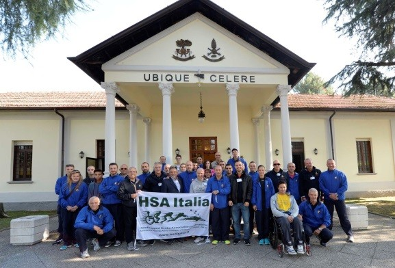 HSA Experience dive course