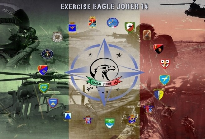 EXERCISE EAGLE JOKER 2014