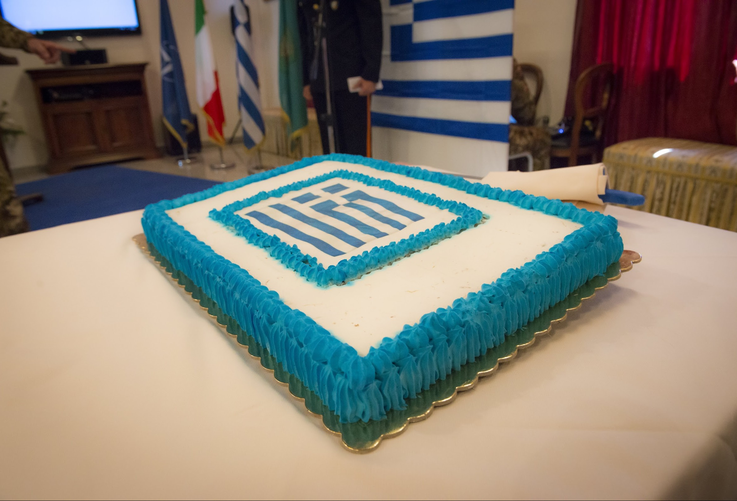 HELLENIC NATIONAL DAY CELEBRATED AT NRDC - ITA