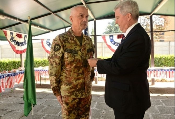 USA AND SLOVENIA NATIONAL DAYS CELEBRATED AT NRDC-ITA