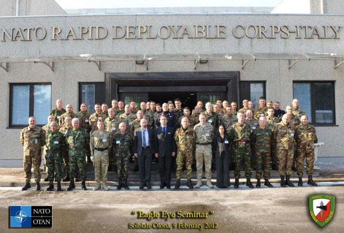 NRDC-ITA EAGLE EYE SEMINAR 2012