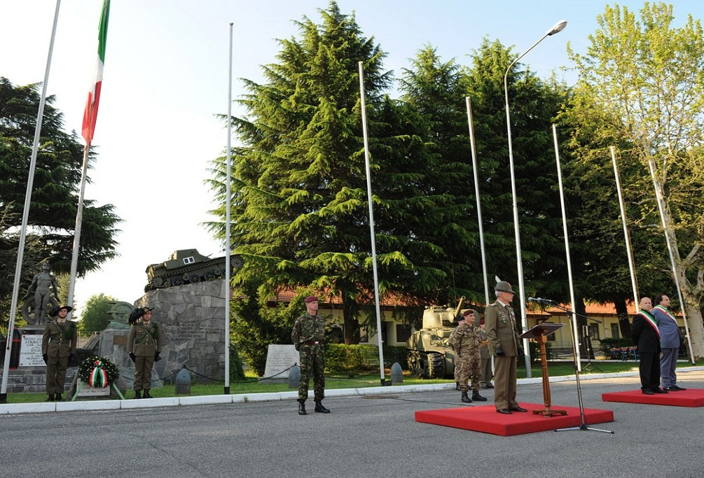 NRDC-ITA CELEBRATES THE 151st ANNIVERSARY OF THE ITALIAN ARMY