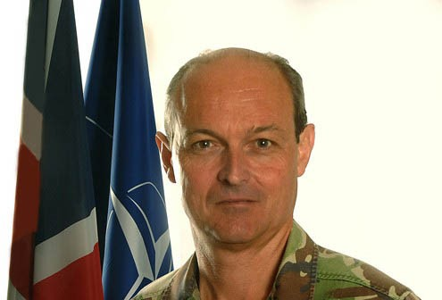NEW DEPUTY COMMANDER TAKES OVER AT NATO RAPID DEPLOYABLE CORPS – ITALY