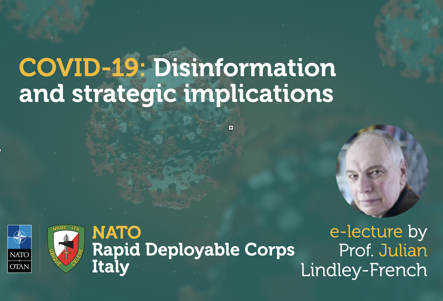 NRDC-ITA Staff considers Media Disinformation During the COVID-19 Crisis.