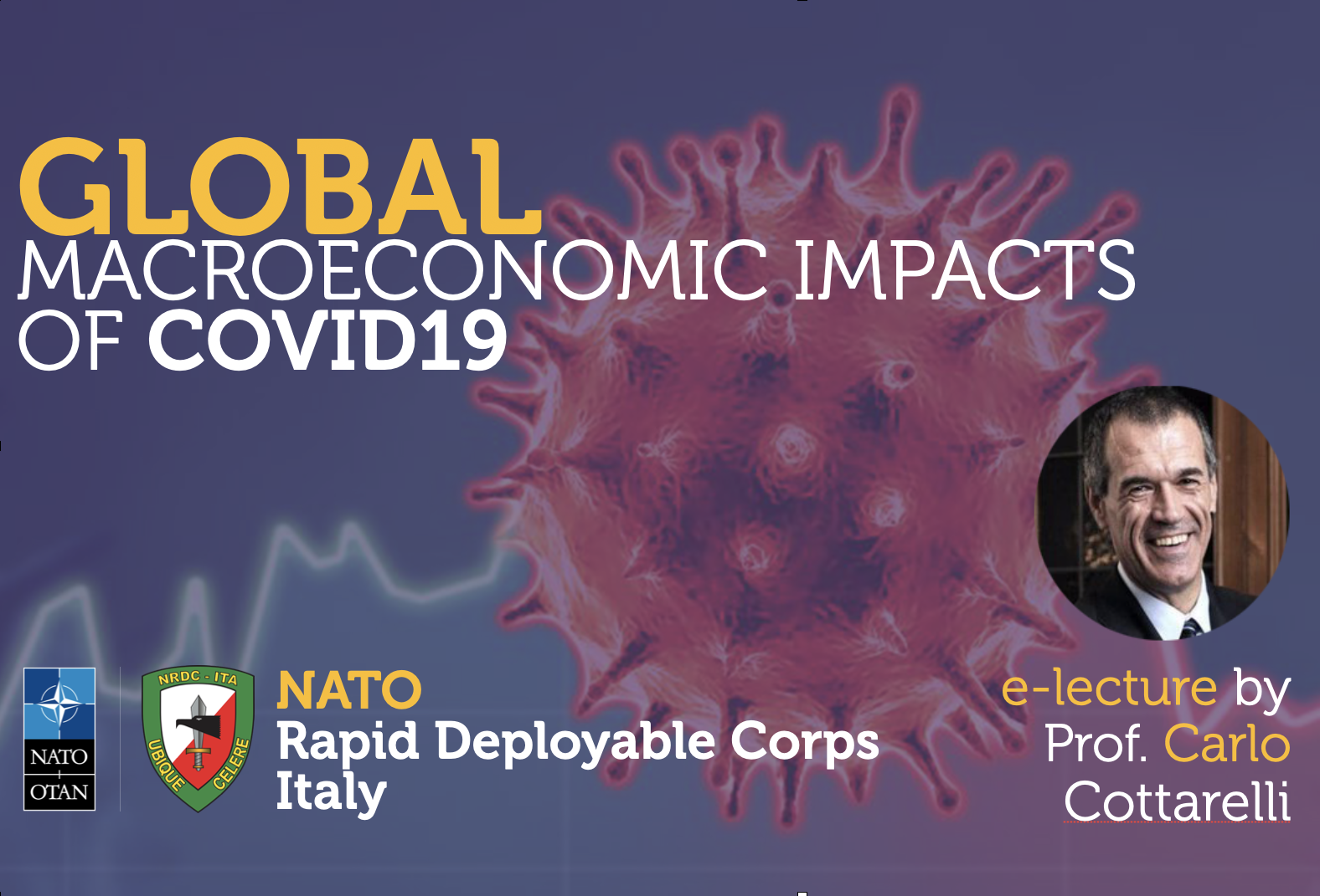 NRDC-ITA considers the impact of COVID-19 on the European economy.