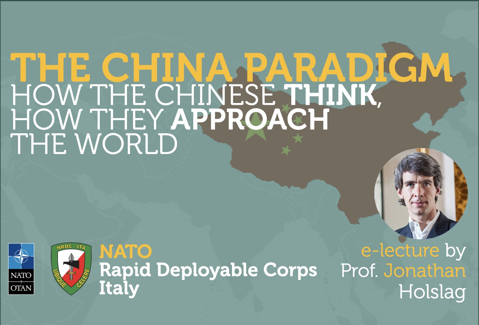 NRDC-ITA considers China's global approach after COVID-19: European influence and global aspirations.